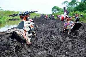 I6DE (Indonesian Six-Days Enduro) Borneo 2014