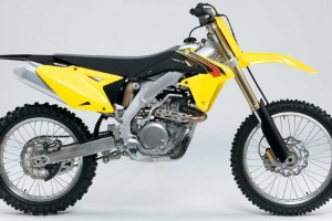 Suzuki RM-Z450 2015 First Impression