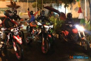 Supermotard 250 Up, Supercetard Membahana Badai